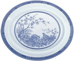 Marathon Oval Platter by Darby Home Co