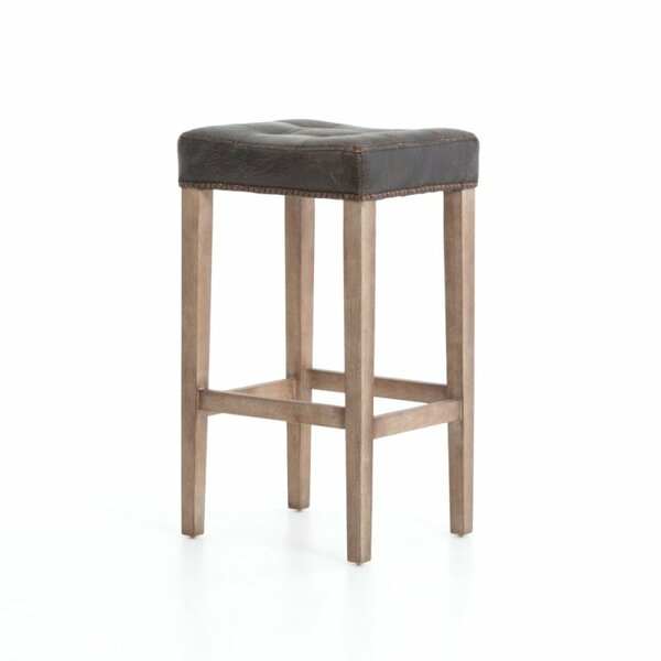 Alatorre 25'' Bar Stool by One Allium Way