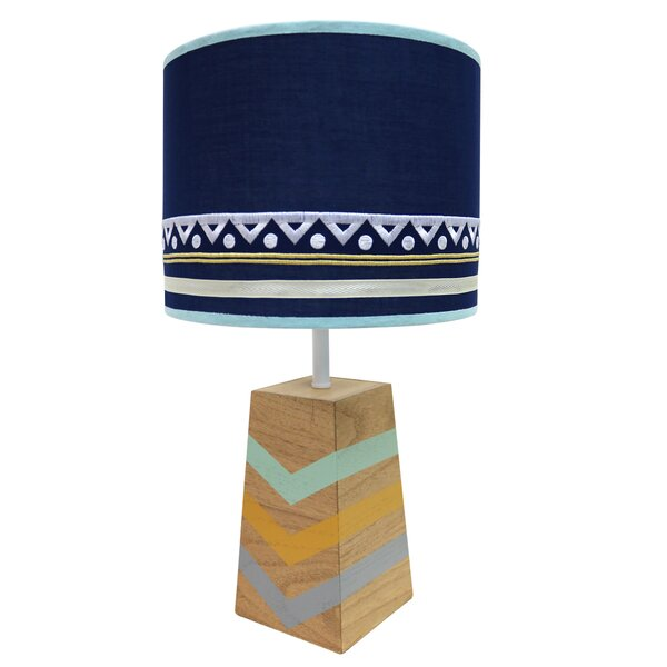 Indio 17.5 Table Lamp by The Peanut Shell