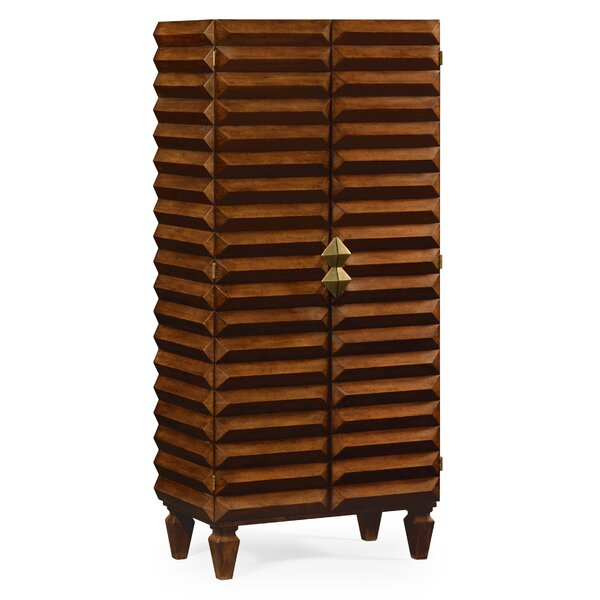 2 Door Accent Cabinet by Jonathan Charles Fine Furniture