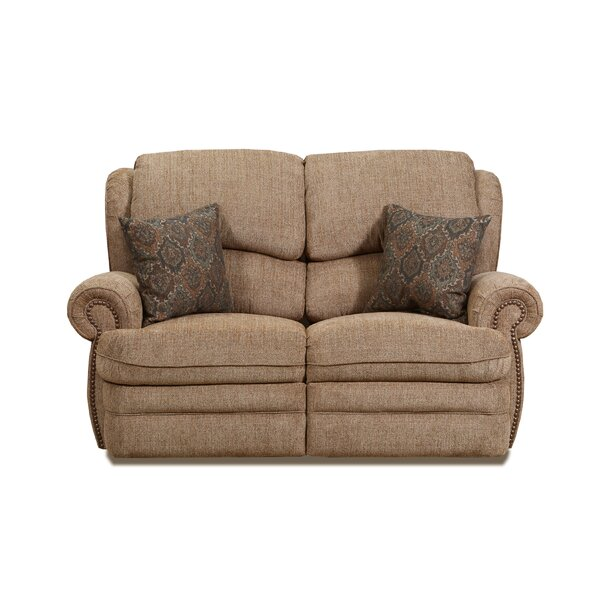 Exellent Quality Shaunna Reclining Loveseat by Red Barrel Studio by Red Barrel Studio