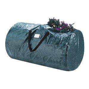 2 piece deluxe green christmas tree storage bag set - Christmas Tree Bag