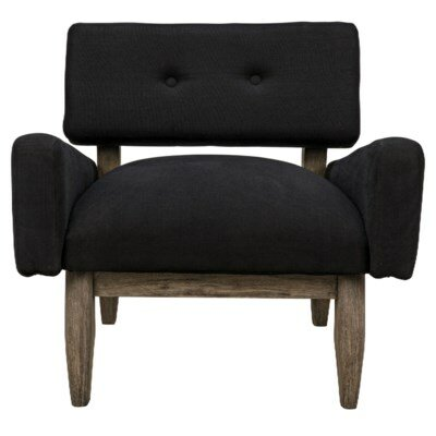 Neville Club Chair by Noir