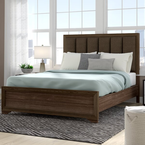 Bowne Upholstered Standard Bed by Ivy Bronx