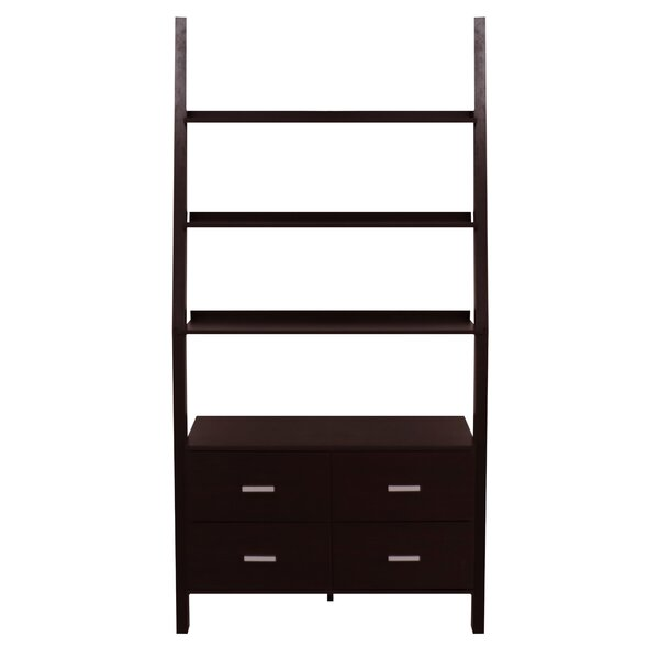 Nafisa Ladder Bookcase By Winston Porter
