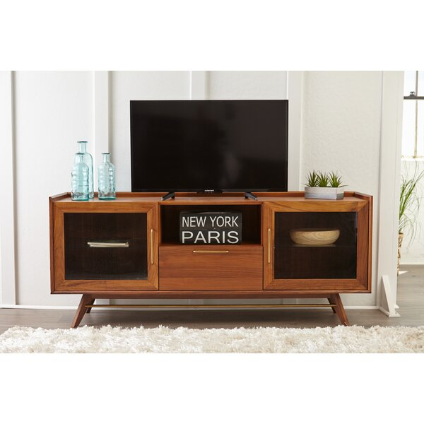 Adam Media Cabinet 71 TV Stand by Langley Street