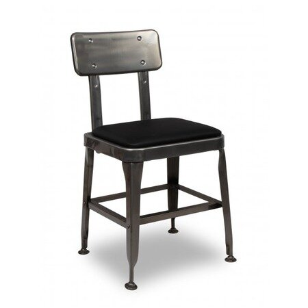 Bistro Metal Side Chair by C2A Designs