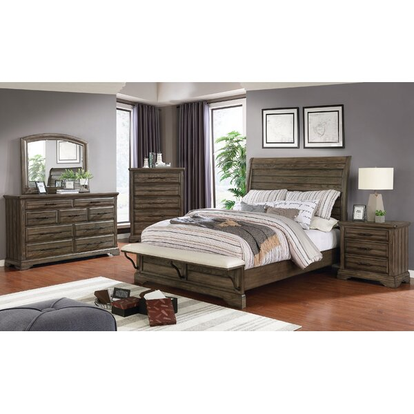 Mammie Standard Configurable Bedroom Set by Loon Peak