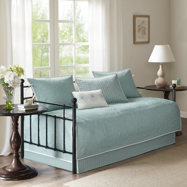 Ellerswick 6 Piece Daybed Set by Alcott Hill