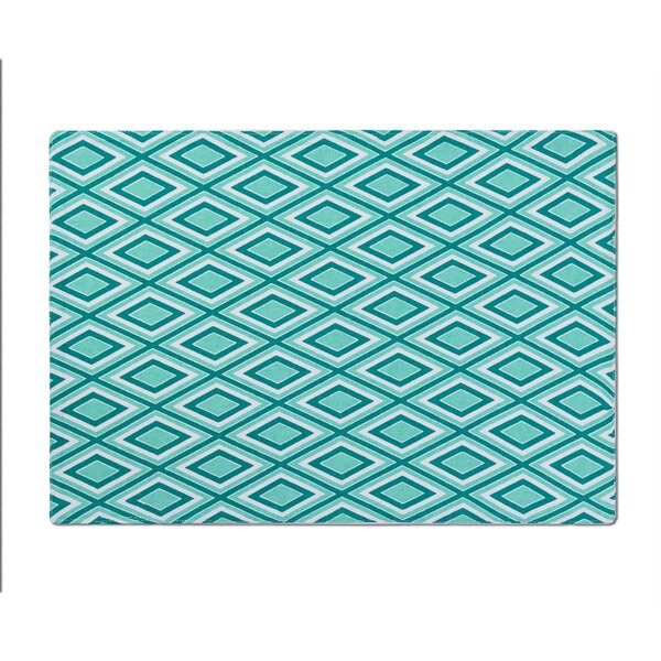 Heidrick Print Placemat (Set of 4) by Wrought Studio
