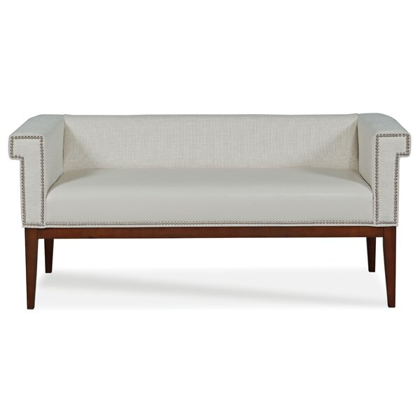 Evie Upholstered Bench by Fairfield Chair
