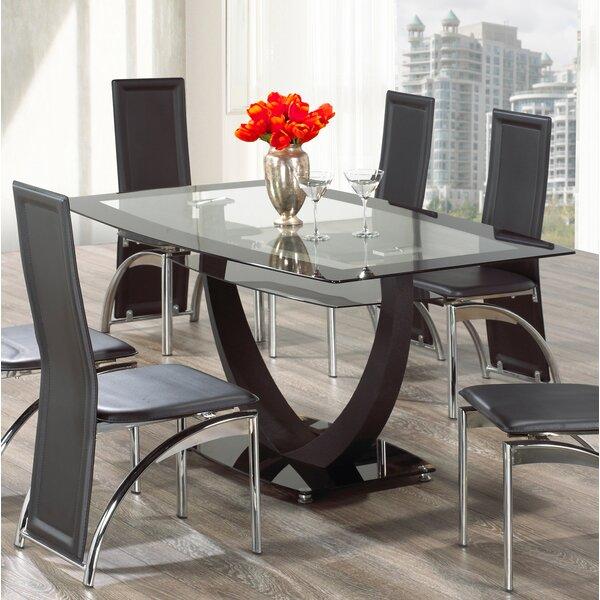 Nancy Dining Table by Orren Ellis Orren Ellis