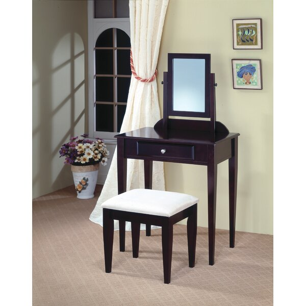 Woodinville Vanity Set with Mirror by Wildon Home ®