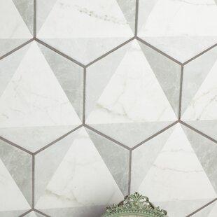 Gray White Cream Backsplash Tile You Ll Love Wayfair