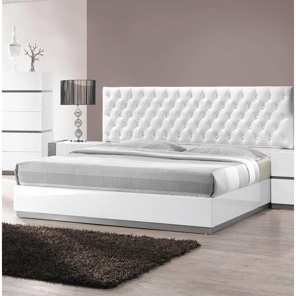 Kajal Upholstered Platform Bed by Orren Ellis