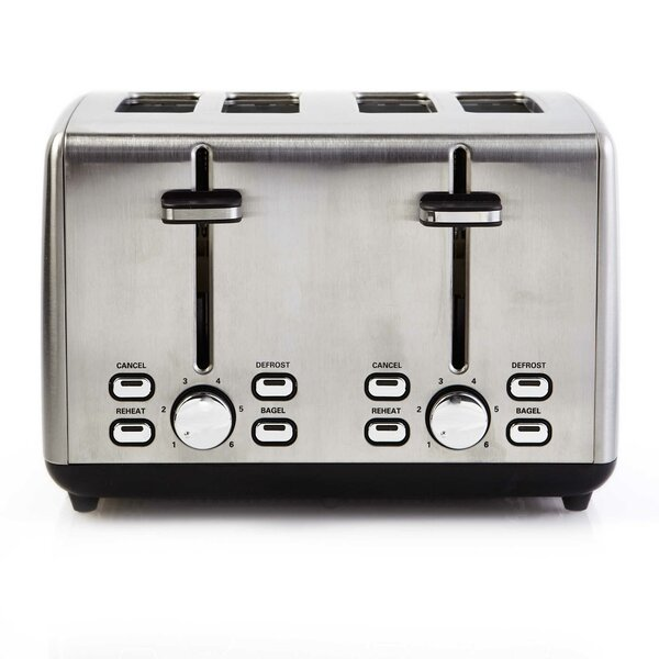 Professional Series 4 Slice Toaster by CE North America