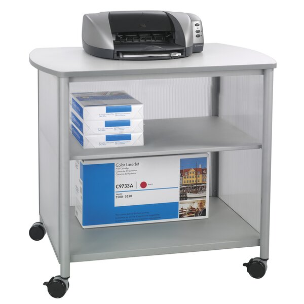 Impromptu Mobile Printer Stand by Safco Products Company