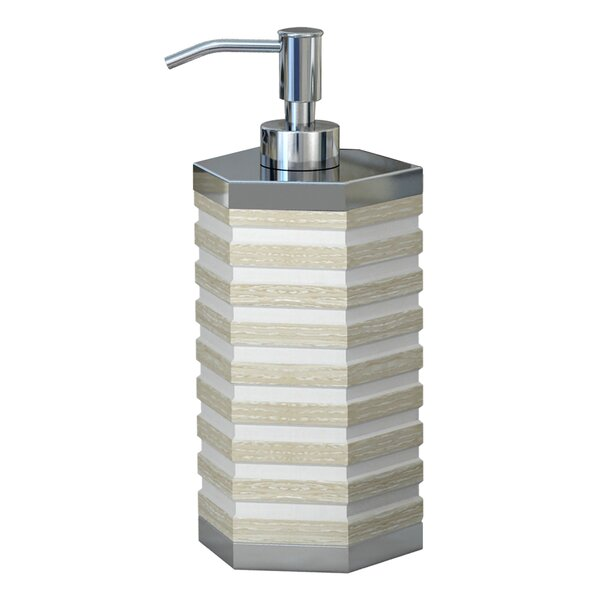 Coldiron Lotion Dispenser by Ebern Designs