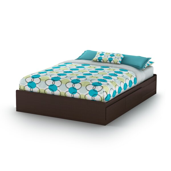 Olympia Queen Storage Platform Bed by Andover Mills