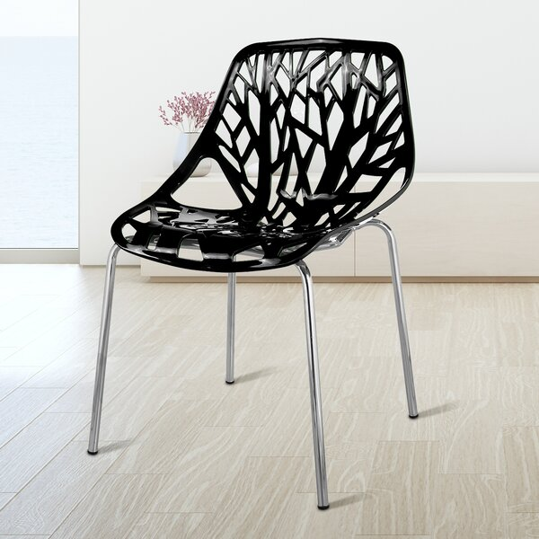 Poland Dining Chair (Set of 4) by Wrought Studio