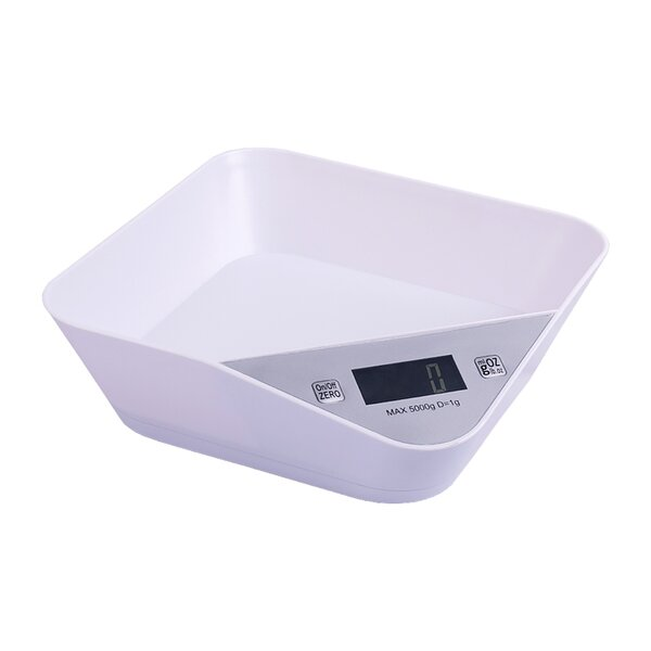 Electronic Digital Kitchen Scale by Utopia Alley