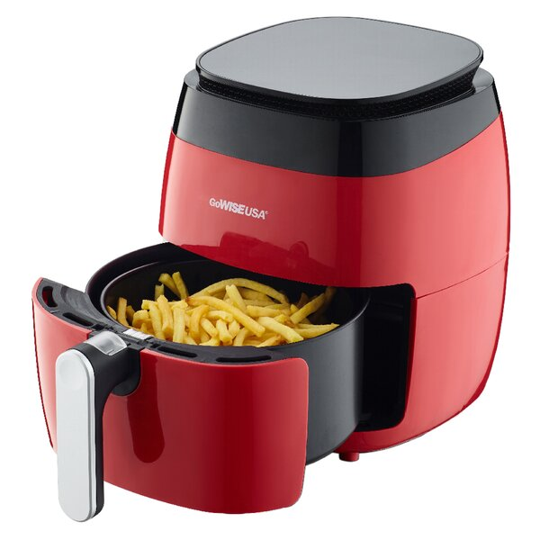 3.5 Liter 8-in-1 Digital Air Fryer by GoWISE USA