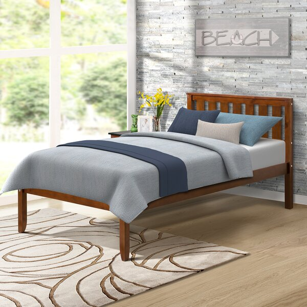 Ohan Twin Platform Bed by Winston Porter