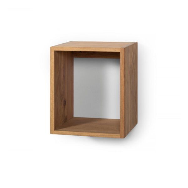 Woody Cube Bookcase By Union Rustic