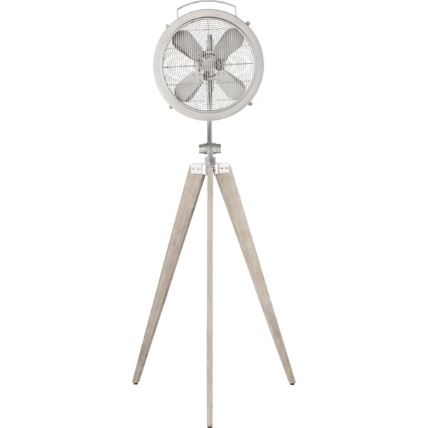 Mariana Oscillating Floor Fan by Quorum