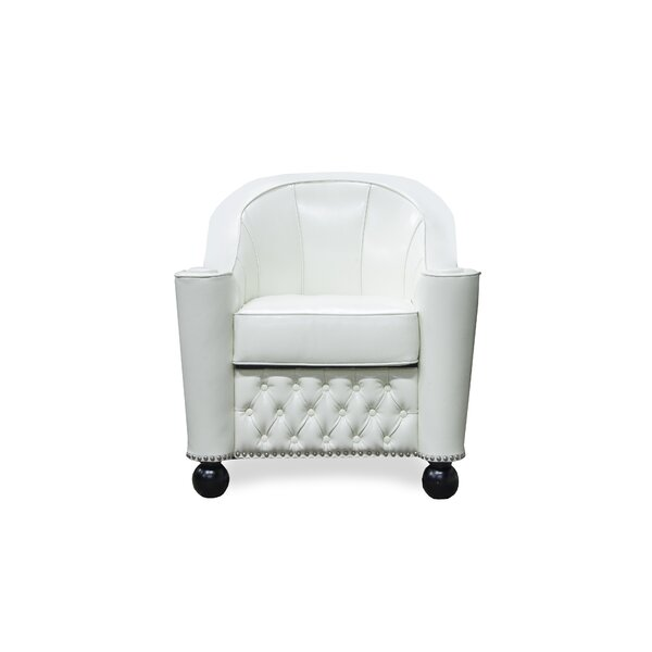 Grace Barrel Chair by Uniquely Furnished