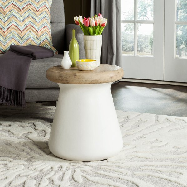 Delwood End Table by Trent Austin Design