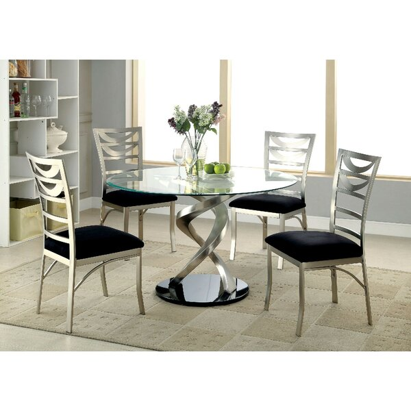 Ruffin 5 Piece Dining Set by Orren Ellis