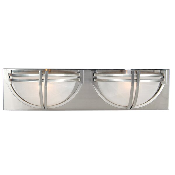 Dodge 2-Light Vanity Light by Darby Home Co