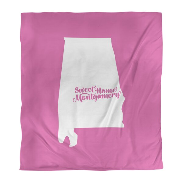 Alabama Montgomery Duvet Cover