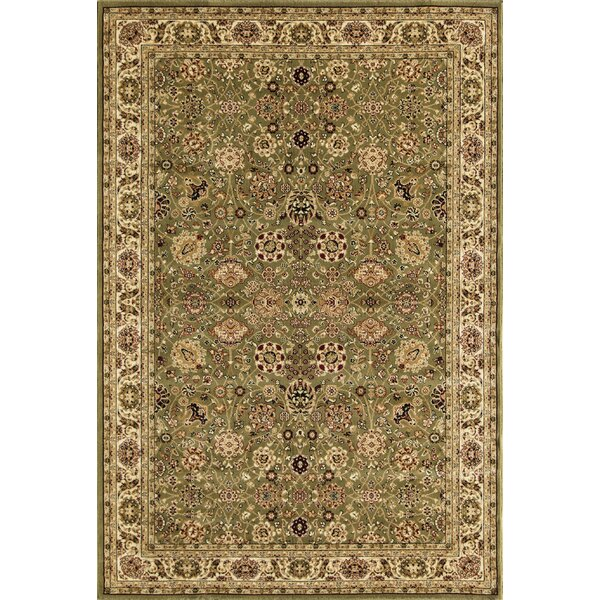Gloucester Olive Area Rug by Threadbind