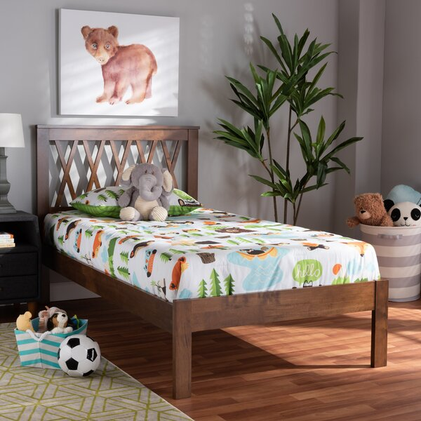 Brunsden Platform Bed by Ebern Designs