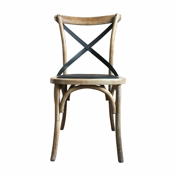 Diboll Solid Wood Dining Chair by Gracie Oaks