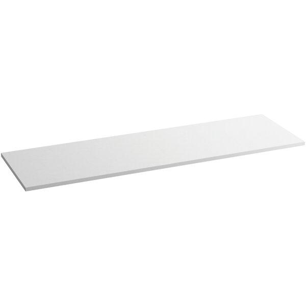 Solid/Expressions 73 Single Bathroom Vanity Top by Kohler