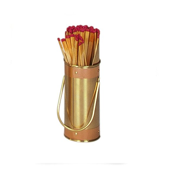 Brass Matchholder by Uniflame Corporation