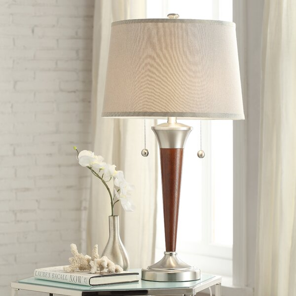 Dolder 28.5 Table Lamp by Three Posts