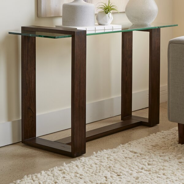 Khan Console Table By Orren Ellis