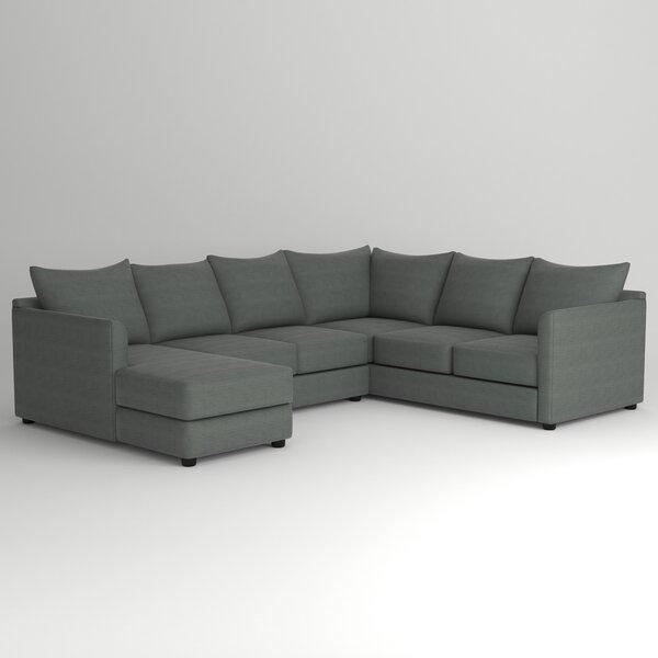 Alice Sectional by Wayfair Custom Upholstery™
