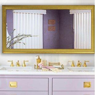 Great choice Wesleyville Bathroom/Vanity Mirror ByBrayden Studio