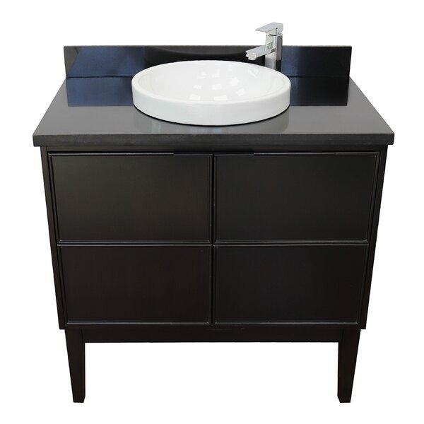 Embarcadero 37 Single Bathroom Vanity Set by Gracie Oaks
