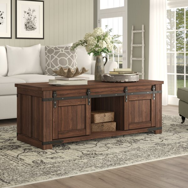 Lam Coffee Table With Storage By Birch Lane�?? Heritage