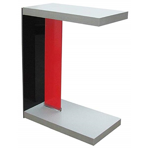 Neive Compact End Table By Orren Ellis