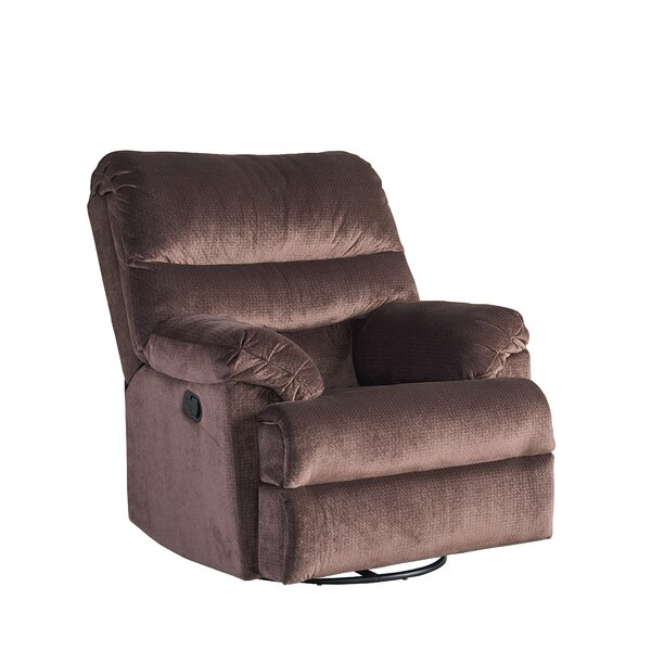 Pennsburg Manual Glider Recliner [Red Barrel Studio]