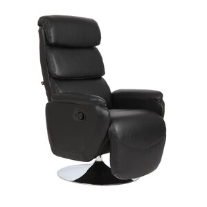 Palermo Manual Swivel Recliner by Riss..
