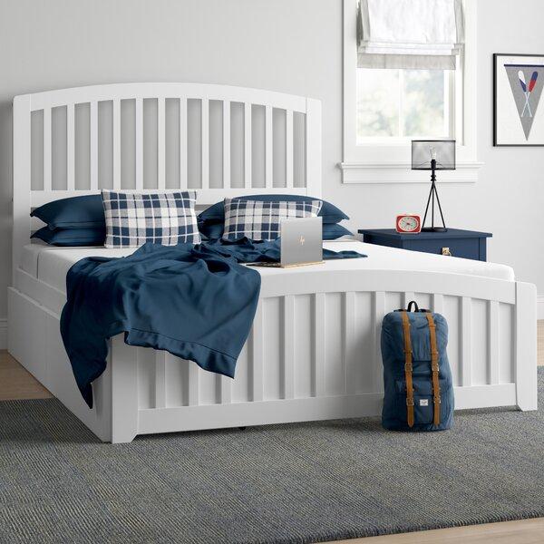 Amina Queen Storage Platform Bed by Grovelane Teen
