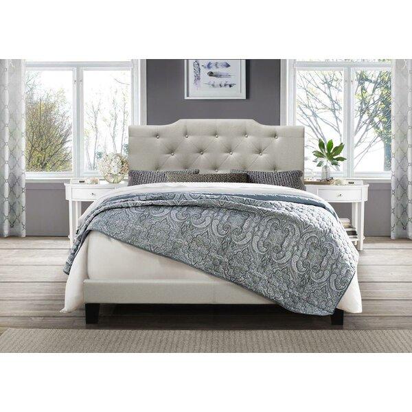 Kurt Upholstered Standard Bed by Charlton Home